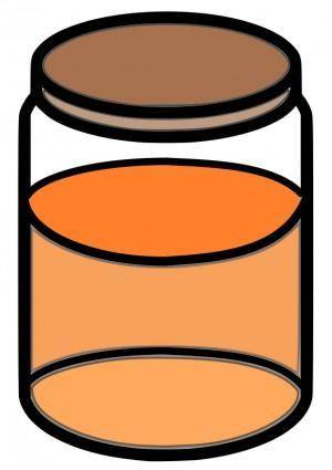free vector Honey Jar