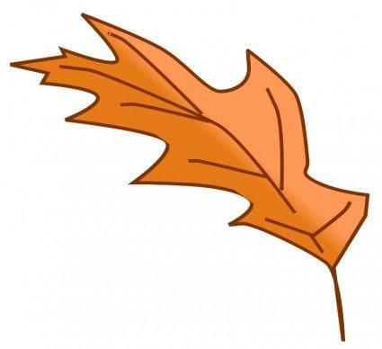 free vector Leaf 4
