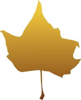 free vector Maple leaf