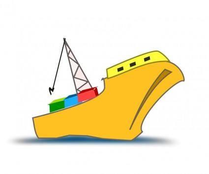 free vector Shipping