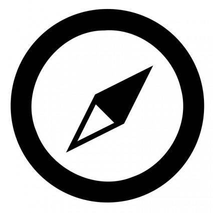 free vector Compass Symbol