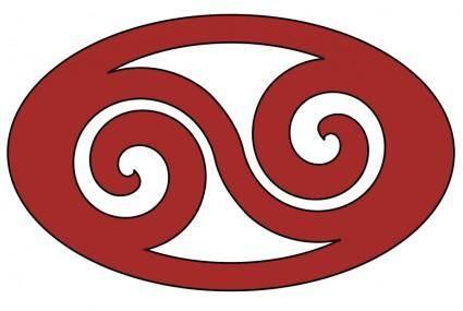 Rounded Swirl