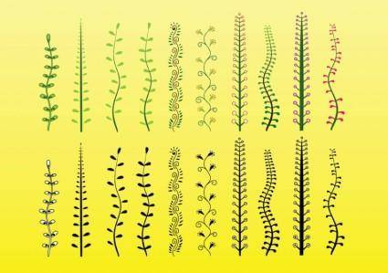 free vector Plants Vector Clip Art