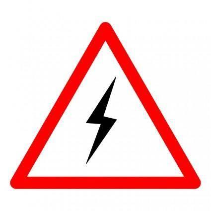 free vector Power Danger