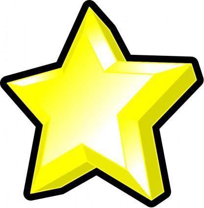 free vector Star symbol