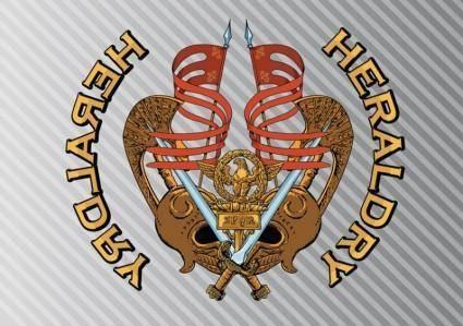 free vector Rome Heraldry