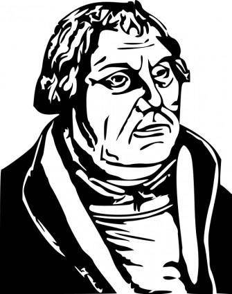 free vector Martin Luther