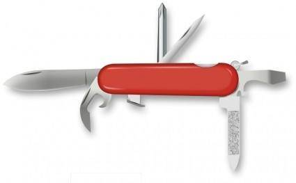 free vector A swiss knife
