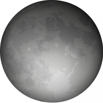 free vector Halloween Full Moon