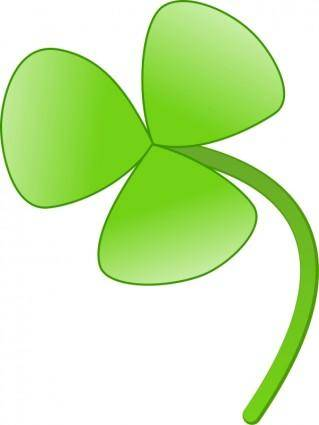 Three leaves clover