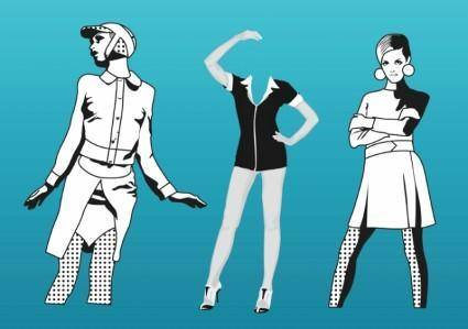 Fashion Vector Illustration