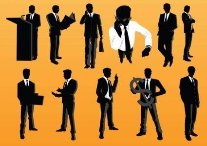Businessman Vectors