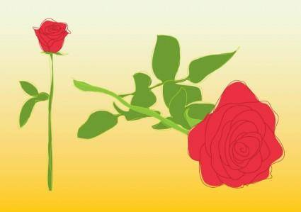 free vector Roses Vector