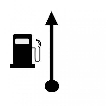 free vector TSD-petrol-pump-on-your-left