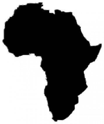 free vector Africa_outisane