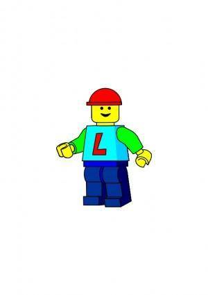 free vector Minifig