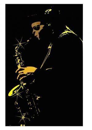 free vector Jazz enrique meza c 02