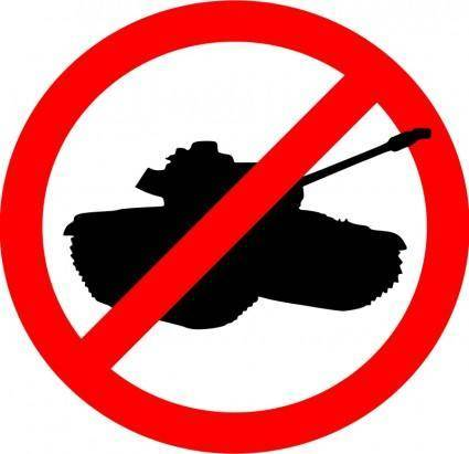 free vector No tanks