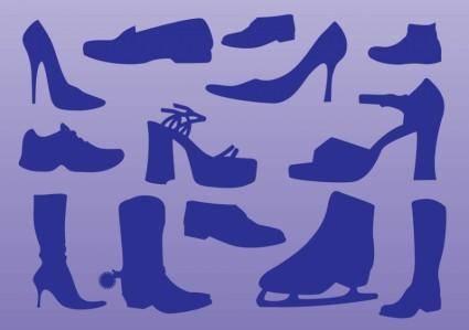 Shoes Vectors