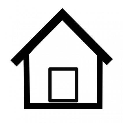 free vector Simple-home