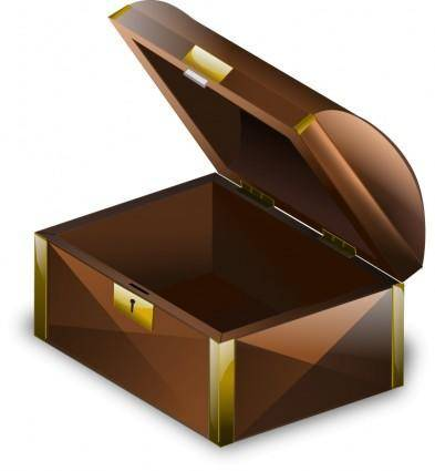 free vector Treasure Chest