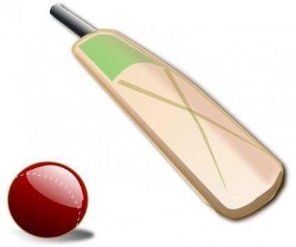 free vector Cricket_02