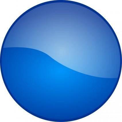 free vector Blue icon