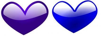 free vector Heart4