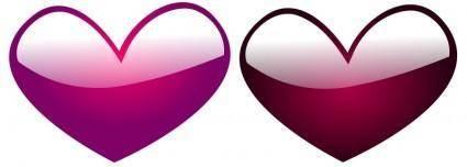 free vector Heart1