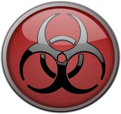 free vector Toxic icon