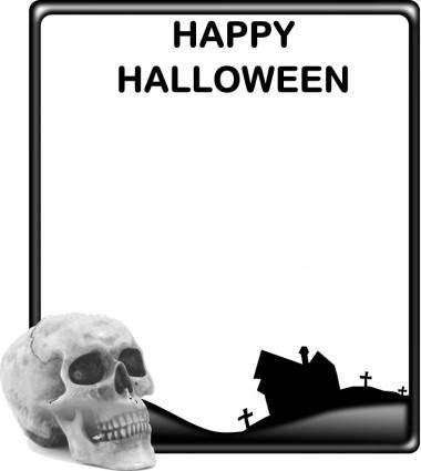 free vector Halloween 001