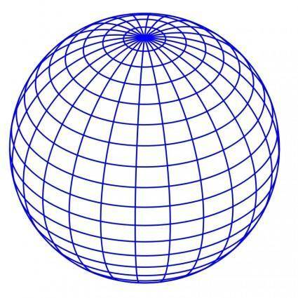 free vector Globe-5