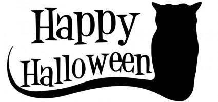 free vector Halloween H 2
