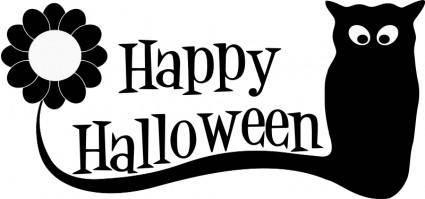 free vector Halloween H 1