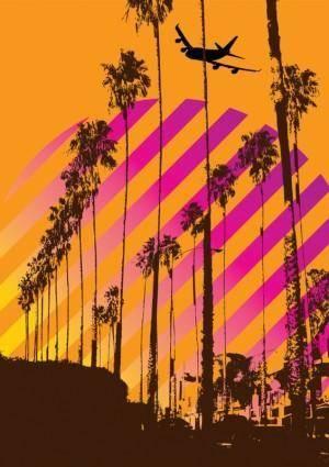 free vector California Dreaming