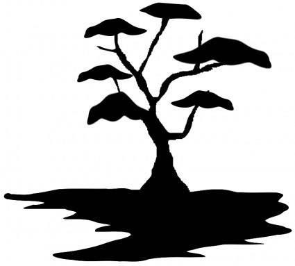 free vector Tree 002