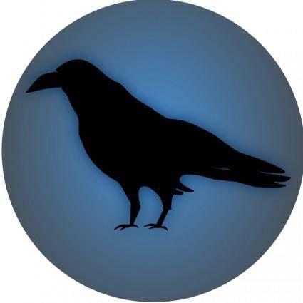 free vector Raven icon
