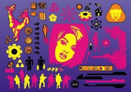 Vector Graphics Collection