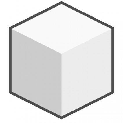free vector Sugar Cube icon