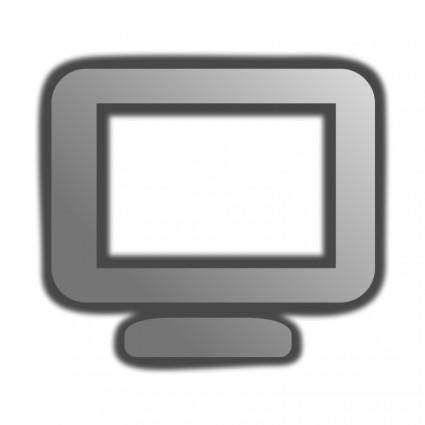 free vector Computer icon