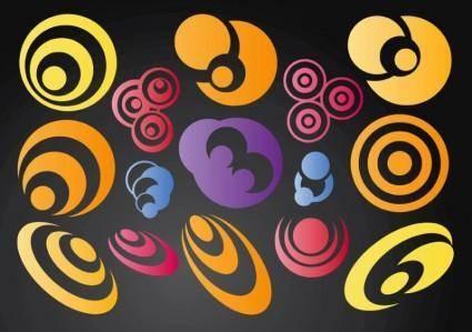 Circles Vectors