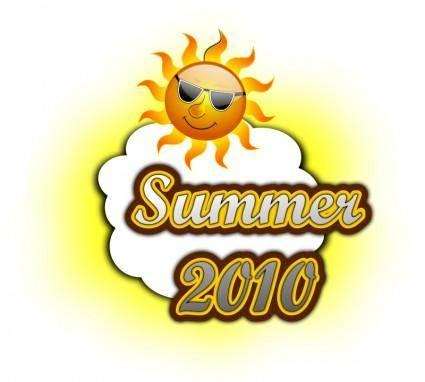 free vector Summer 2010