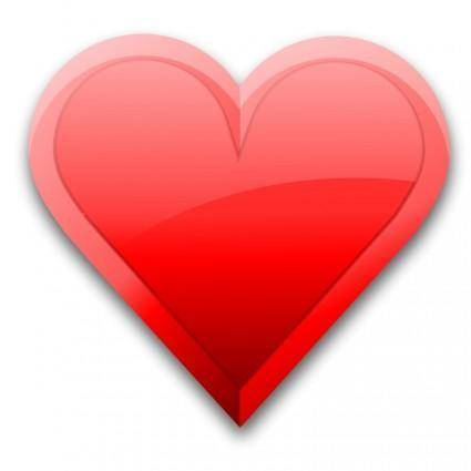 free vector Heart icon