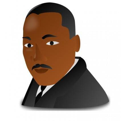 Martin Luther King Jr. Day Icon