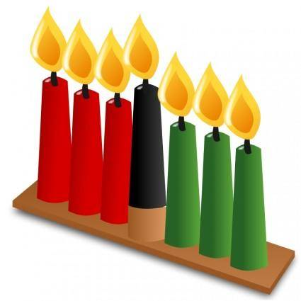 free vector Kwanzaa Icon
