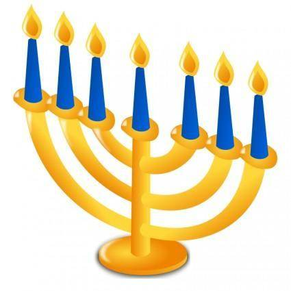 free vector Hanukkah Icon