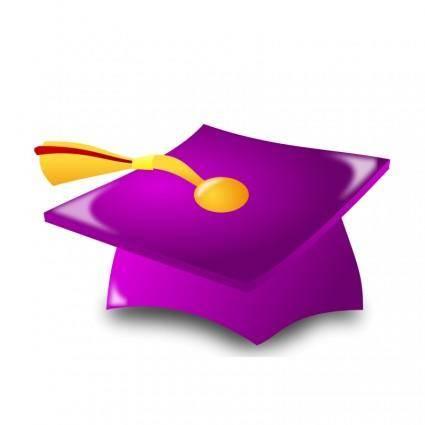 free vector Graduation Icon