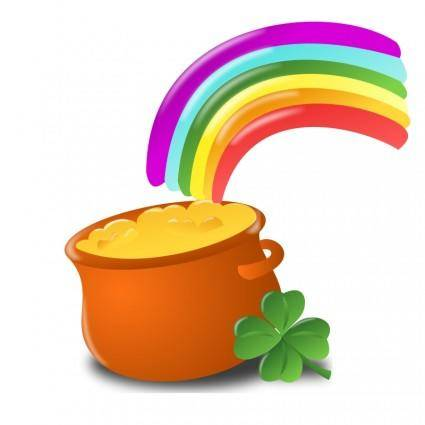 Saint Patrick Day Icon