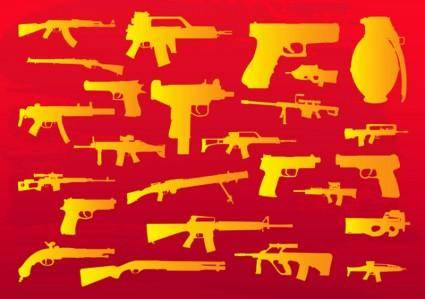 free vector Weapons Clip Art