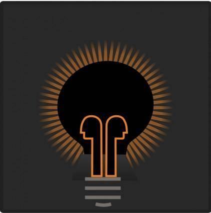 Psy bulb icon